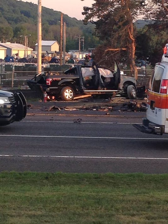 Highland 299 fatal crash