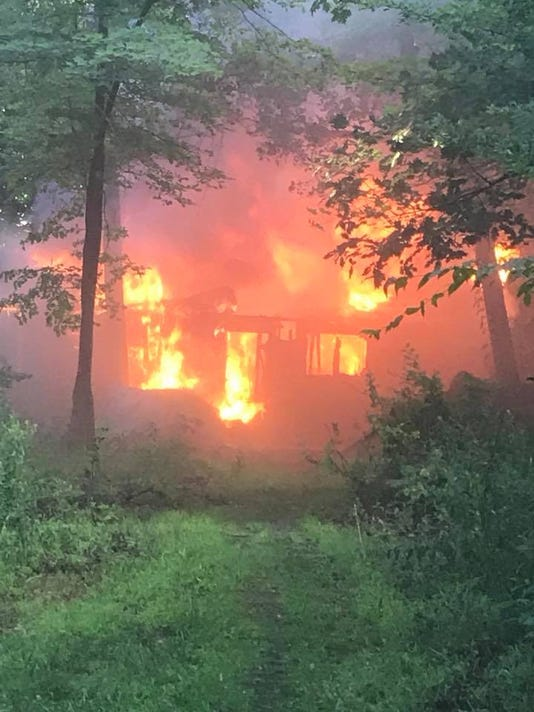 Fire at Nanuet Russian Orthodox convent