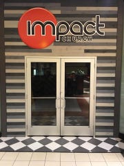 "Impact Church is expected to have its ""official"" opening"