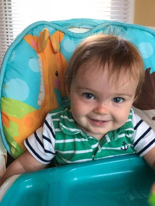 Michael 1 year old pic