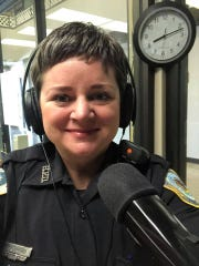 HPD's Jennifer Richmond, public information officer,
