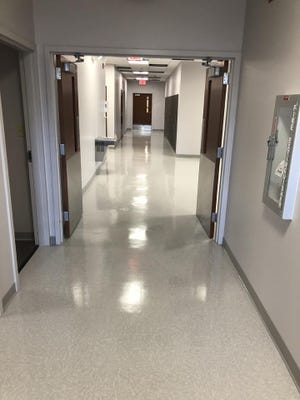 Construction and renovations at the Onslow Memorial Hospital Education Building, which sustained extensive roof and water damage during Hurricane Florence, are now complete as the hospital closes out hurricane repairs.