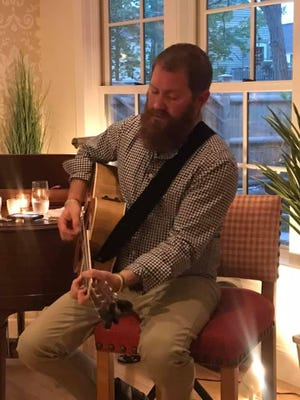 "Local musician Chad Verbeck set up a schedule and got some of his longtime venues to create a buzz. ""I play from my home studio and promote their restaurant while they promote my shows to their patrons,"" he said."