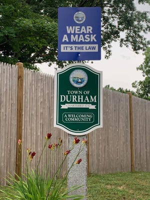Durham has a face mask ordinance in place.
