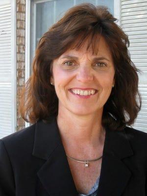 State Rep. Sue Scherer, D-Decatur