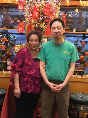 "Siu ""Wendy"" and Tin Wong, owners of China Express of Monroe, are pictured. The restaurant announced earlier this week that Wendy died. Several community members have expressed their grief and fond memories of Wendy online."