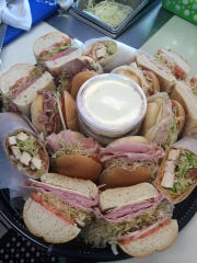 Jersey Shore Subs & Wraps in Toms River provides a platter designed for any meat lover.