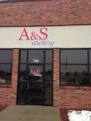 A&S Archery has opened in Grimes and offers coaching and lessons.