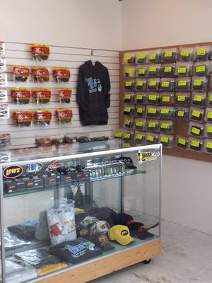 Tournament Tackle fishing gear has opened in Des Moines.
