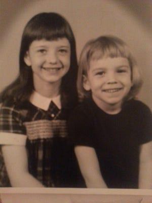 Pamela Dyson, left, and Tammy Jo Alexander