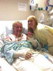 Bob Coley Faceboook with Alyssa