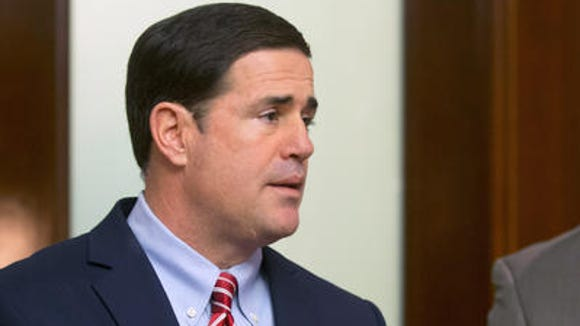 Governor... or is it Emperor Doug Ducey.