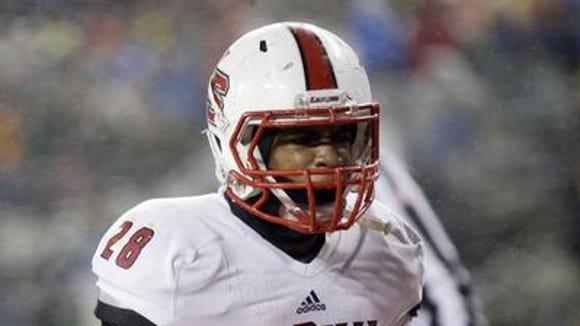 Ohio Mr. Football finalist Jeremy Larkin will be among