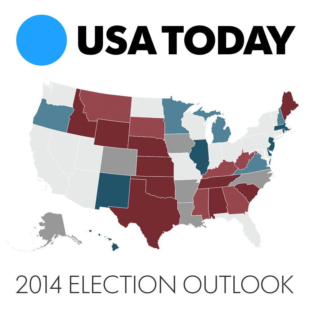 2014 Senate Election Predictions