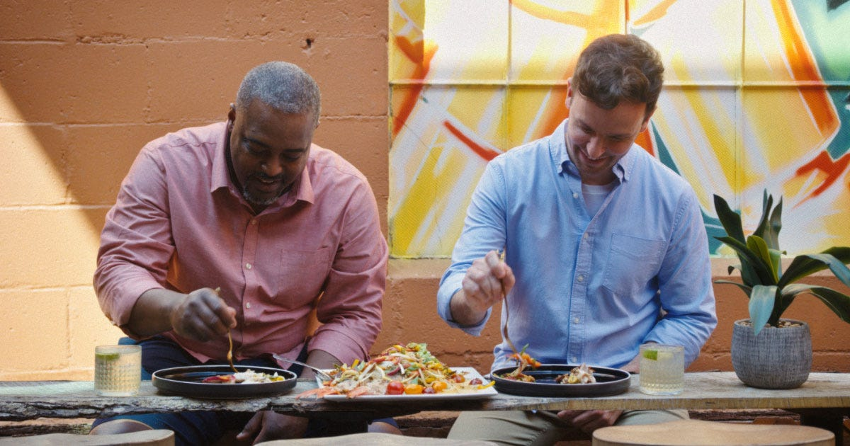 See what dish celebrity chef Max Hardy serves up in his Detroit kitchen
