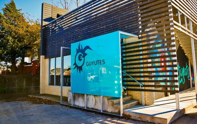 The Phish-themed restaurant, Guyutes. [Chris Landsberger, The Oklahoman]