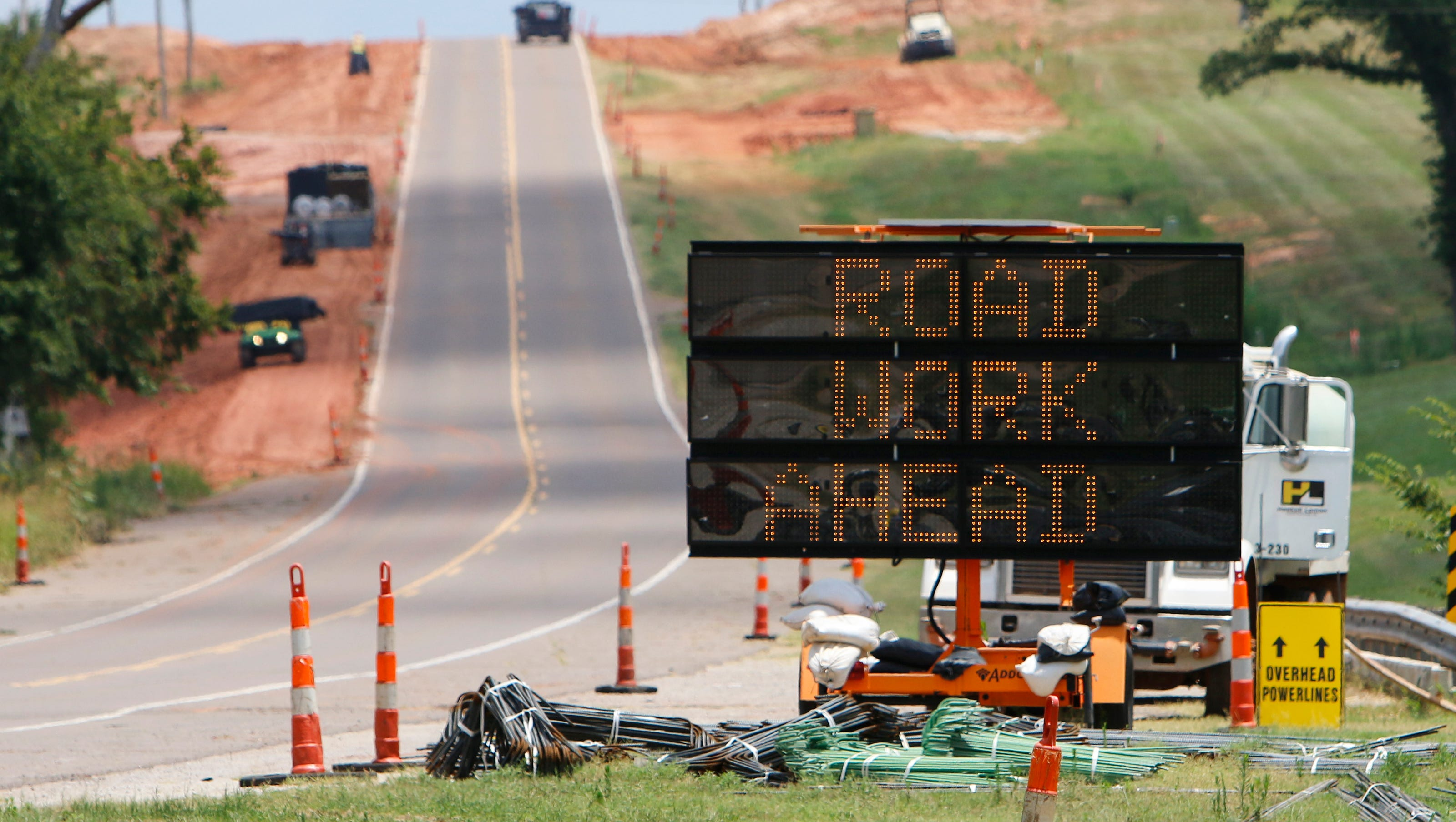 Oklahoma highway construction: What to know if you're traveling for  Christmas
