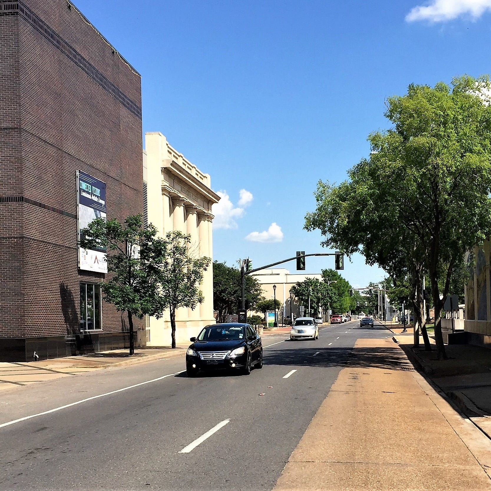 See how downtown streets will be reconfigured