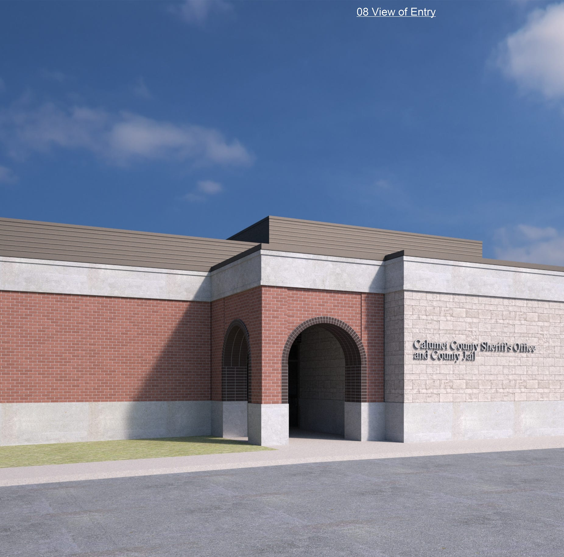 Calumet County considers spending $35 million for new sheriff's office and jail in Chilton