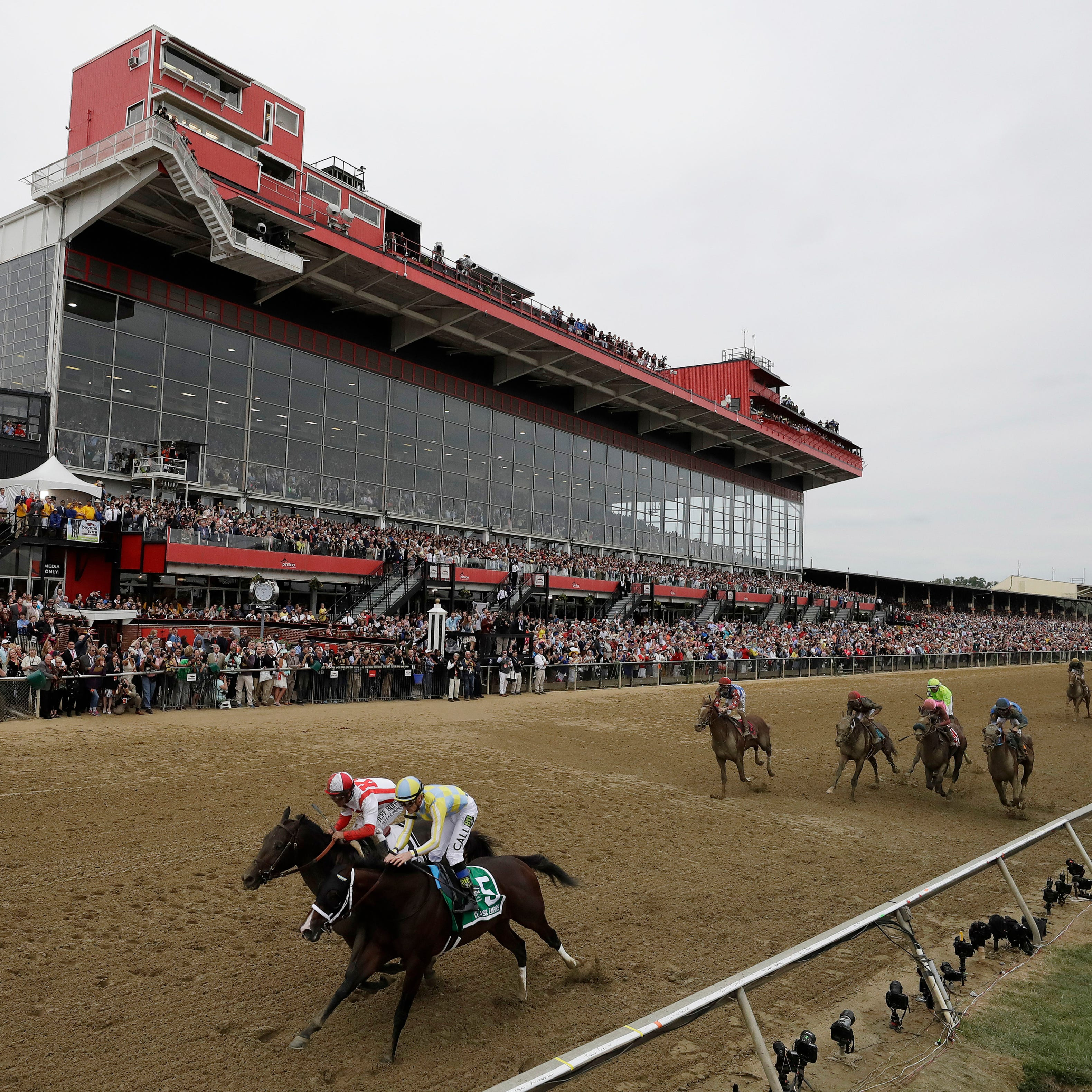 Wagering open for Preakness Stakes, Black-Eyed Susan at Ruidoso Downs