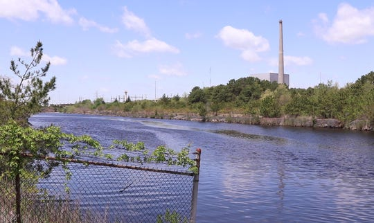Lacey Township Mayor Tim McDonald discusses the impacts on the township from the decommissioning of Oyster Creek nuclear power plant. Lacey Township, NJWednesday, May 15, 2019