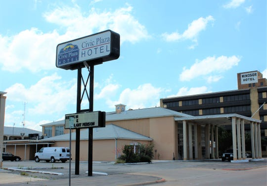 Abilene City Council secures demolition contract for former Civic Plaza Hotel