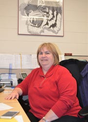 Longtime St. Philip athletic secretary Mary Rabbitt will retire at the end of the  school year after 34  years.