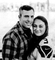 Marielle Massey and Patrick McKelvy