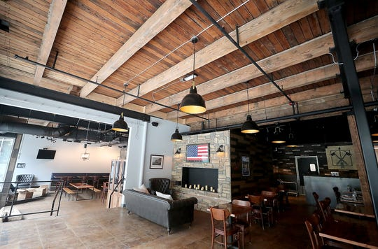 Axe & Arrow Gastropub in Bremerton is set to debut during the city's Armed Forces Day festival.