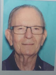 84-year-old Jack Gordon was reported missing  May, 15, 2019.