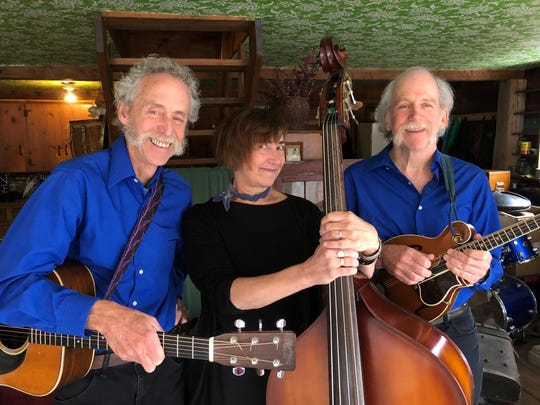 The Sky Blue Boys & Cookie perform May 24 at the Hyde Park Opera House.