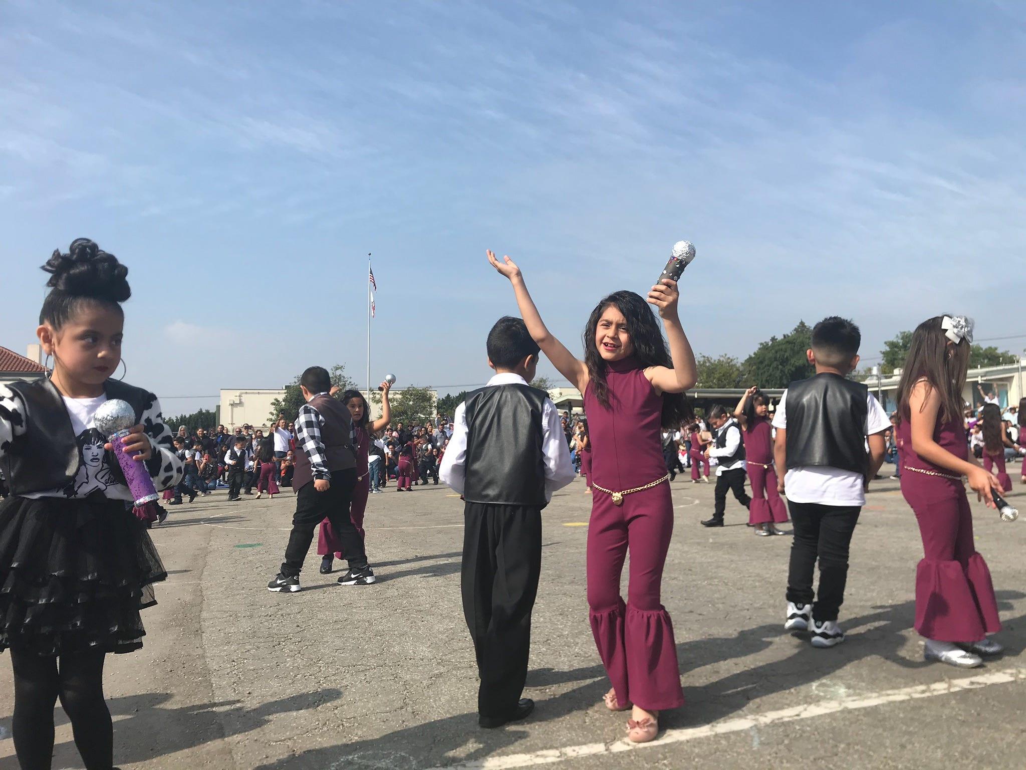 Dozens Of Little Selenas Dance In Viral Video
