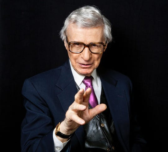 """The """"Amazing Kreskin,"""" mentalist who predicts the future  will perform two shows in Bordentown City on May 18 and 19, 2019"""