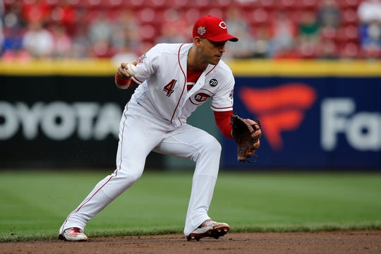 Jose Iglesias, Reds: .288 BA, .318 OBP, .407 SLG, 11 HRs, 59 RBIs in 146 games.