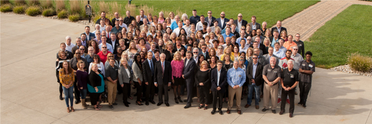 The staff of Mike Albert Leasing Solutions
