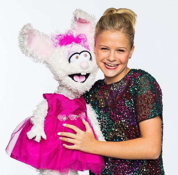 Darci Lynne Farmer learning to balance school, touring and 'America's Got Talent' fame