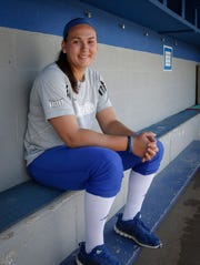Drake Nicole Newman has established herself as one of the best pitchers in the nation.