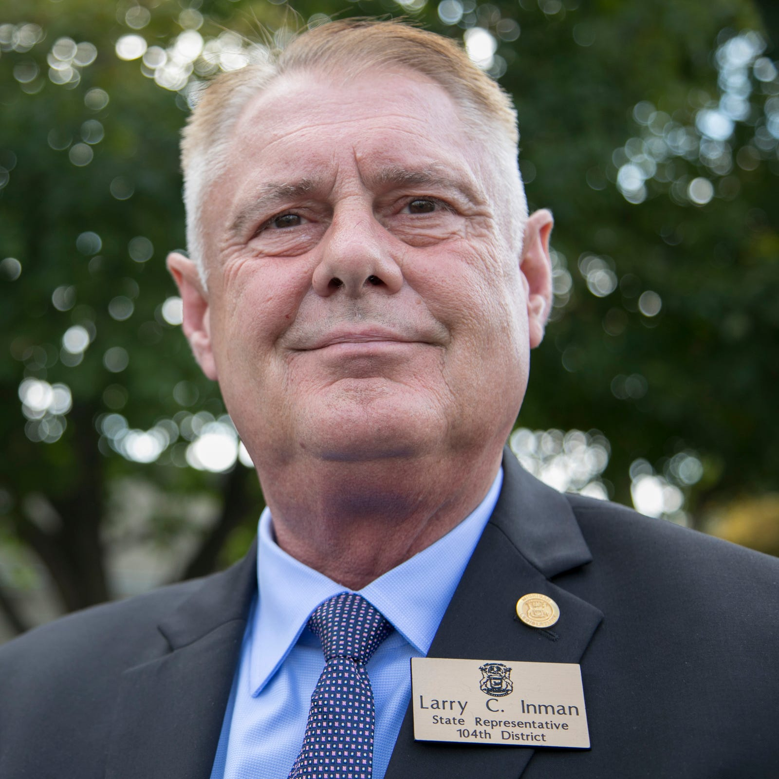 Michigan Republican lawmaker Larry Inman accused of trying to sell his vote