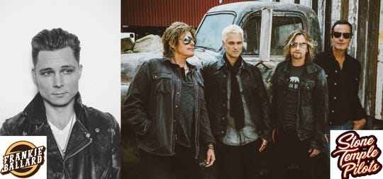 Chevrolet Detroit Grand Prix presented by Lear fans won't want to miss this year's live performances by acts like Frankie Ballard, Spirit Animal and Stone Temple Pilots.