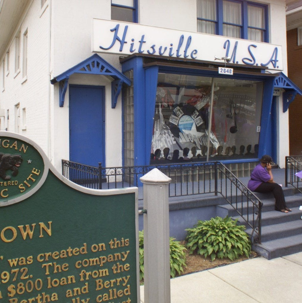 Motown Museum admission is free Sunday as community block party takes over Hitsville