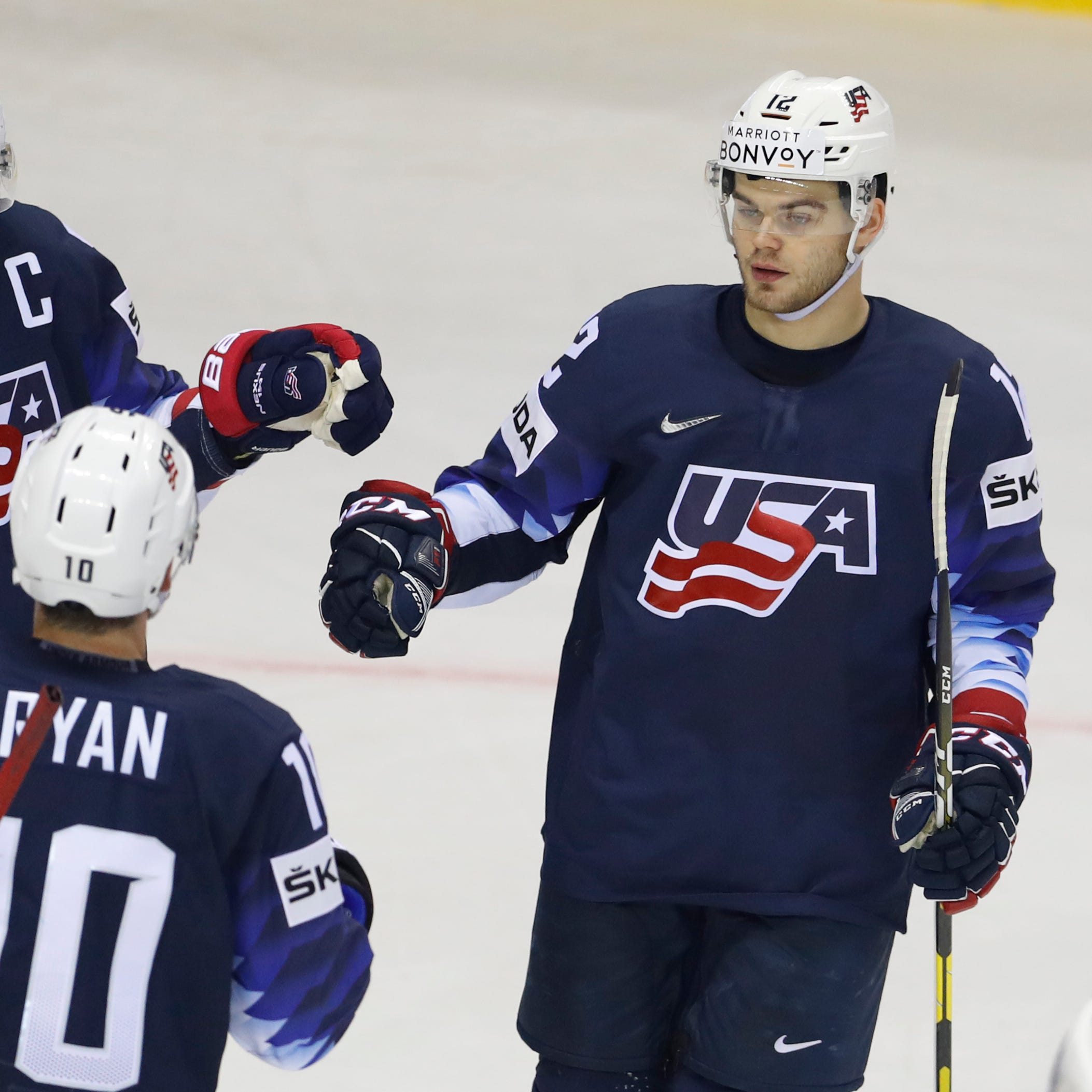 Team USA forced to sweat before defeating upstart Great Britain