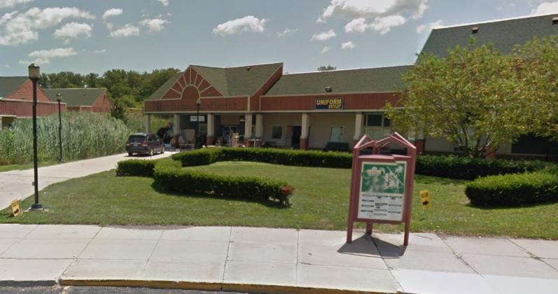 The former Horizon Outlet Center in Monroe Township.