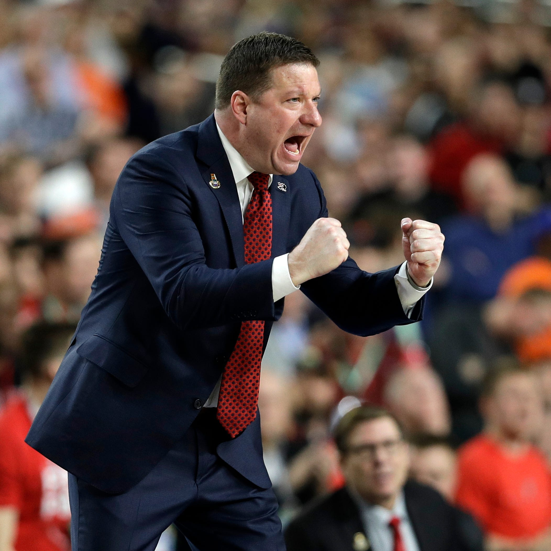Texas Tech's Beard on Beilein-like path; luring him to Michigancould be a 'challenge'