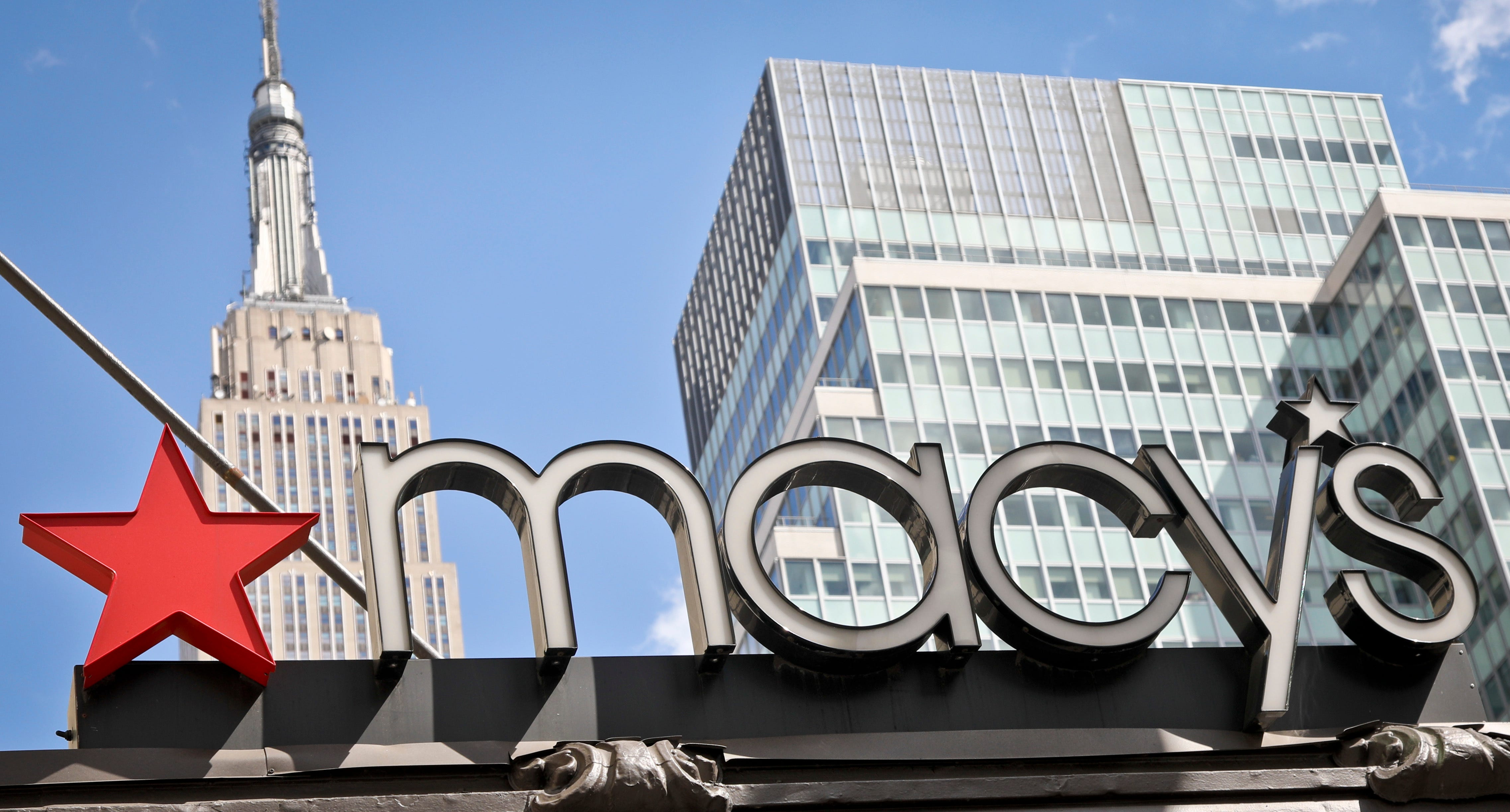 Macy's had already weathered a few rounds of levies. They say the department-store chain won't be so lucky with Trump's latest round of tariffs.
