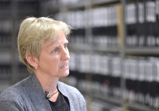 Cindy Olmstead, CEO of the Michigan Braille Transcribing Fund, said the program helps participants set up shop after leaving the prison system.