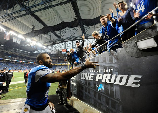 Rod Wood said it's important the Lions improve their relationship with Calvin   Johnson prior to the receiver becoming eligible for the Hall of Fame in 2021.