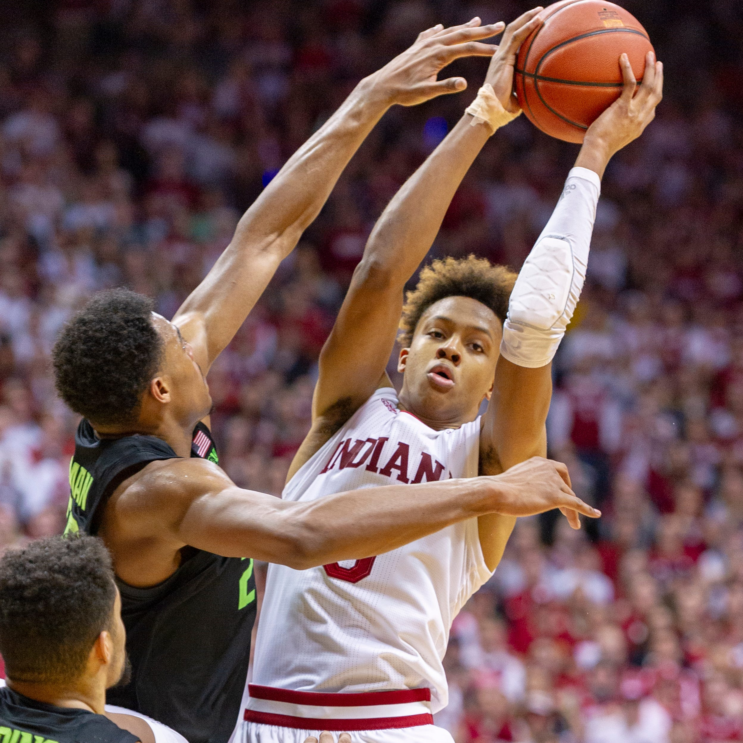 Romeo Langford a popular pick for Pistons in updated NBA mock drafts