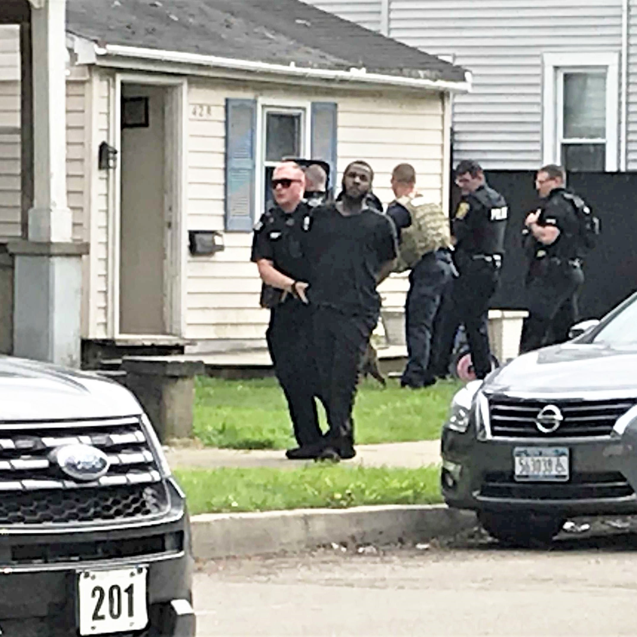Man taken into custody after Elmira domestic incident and standoff