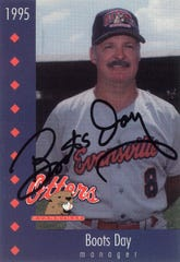 Boots Day 1995 Evansville Otters