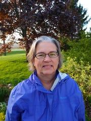 Carolyn Johnson, Master Gardener